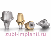 Абатменти для імплантів