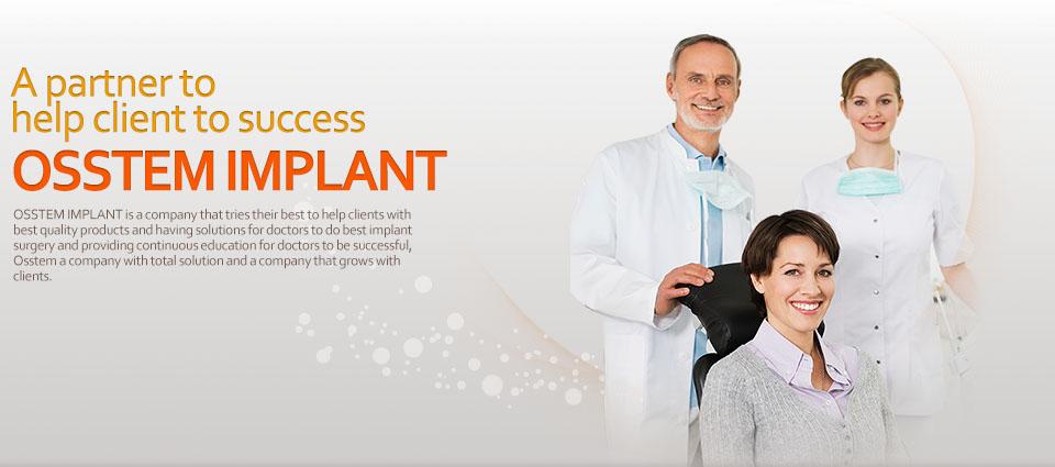 Osstem імпланти офіційний сайт